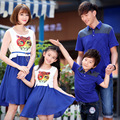 2017 лето семья посмотрите соответствия мать дочь платья мама и я одежда отец и сын рубашки мама и дочь платье