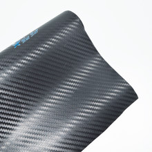 400 cm * 42 cm Car Styling 3D Fibra de Filme de Vinil Fibra De Carbono Acessórios Do Carro Da Motocicleta Adesivos de Carro E Decalques à prova d' água Envoltório