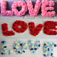 Большой Бумага Шелковый цветок набор Романтические свадебные украшения Скрапбукинг искусственные растения Флорес artificiais Para искусственные