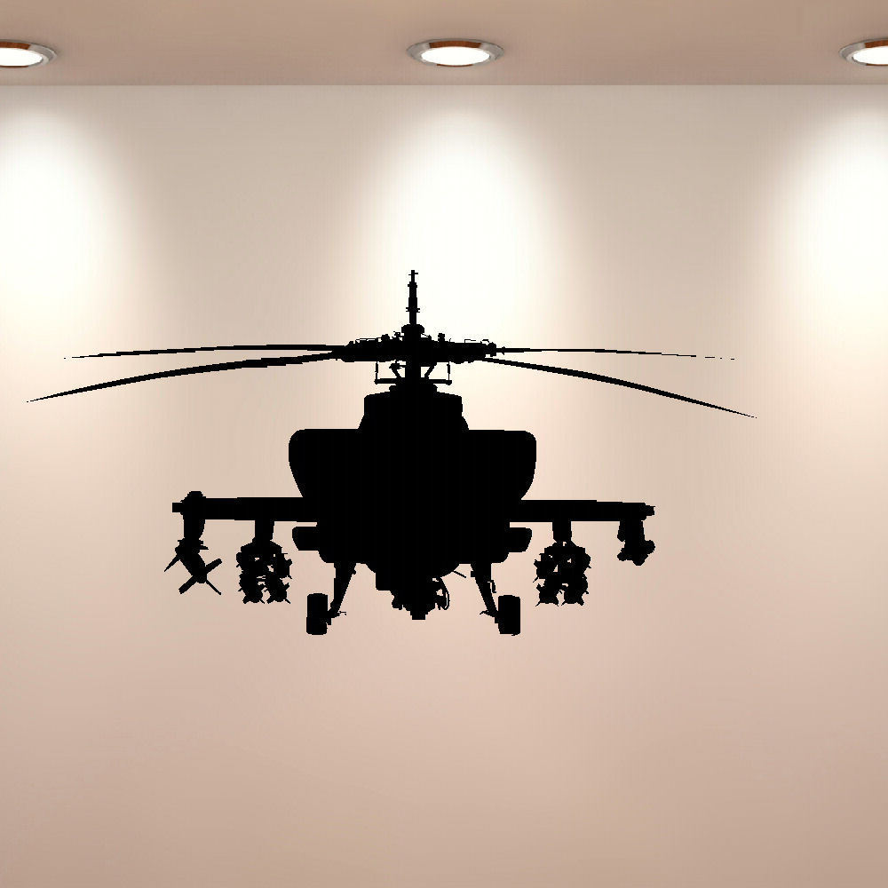 popular graphic wall murals buy cheap graphic wall murals lots d319 large army helecopter childrens bedroom wall mural graphic decal sticker vinyl china mainland