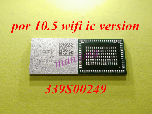 1 pcs-5 pcs 339S00249 wifi IC puce pour nouvel Ipad por 10.5 wifi version