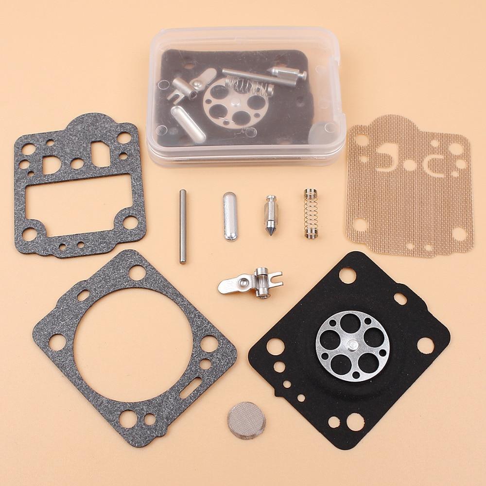 2Pcs/lot Carburetor Diaphragm Rebuild Repair Kit Fit Husqvarna 435 435E 235 236 240 Jonsered CS2234 CS2238 Chainsaw Zama RB-149