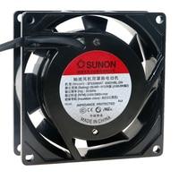 Brand new original SF23080AT 2082HBL.GN 8cm 8025 80mm fan AC 220V~230V Metal fan fish tank fan cabinet cooling fan