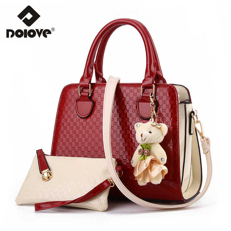 166d9abeb295 Detail Feedback Questions about New Fashion PU Leather Women ...