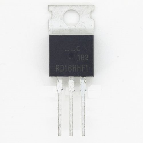 2PCS new RD16HHF1 TO-220 POWER MOSFET