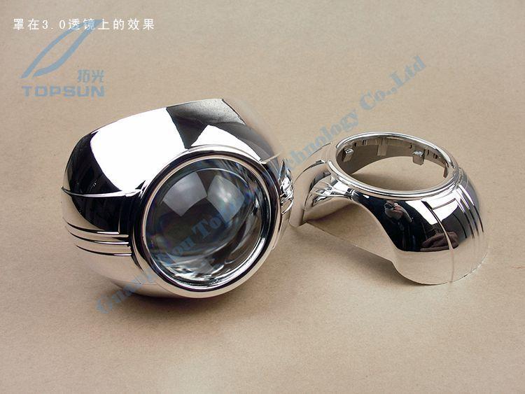 ФОТО GZTOPHID Original Q5 projector lens Bixenon Headlight model for D1S D2S D3S D4S D2H