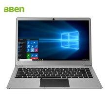 Bben N14W Windows 10 Intel Apollo N3450 CPU Home Dual Core 1920x1080FHD 4GB/64GB Ram/Emmc+SSD option PC Laptop Notebook Computer