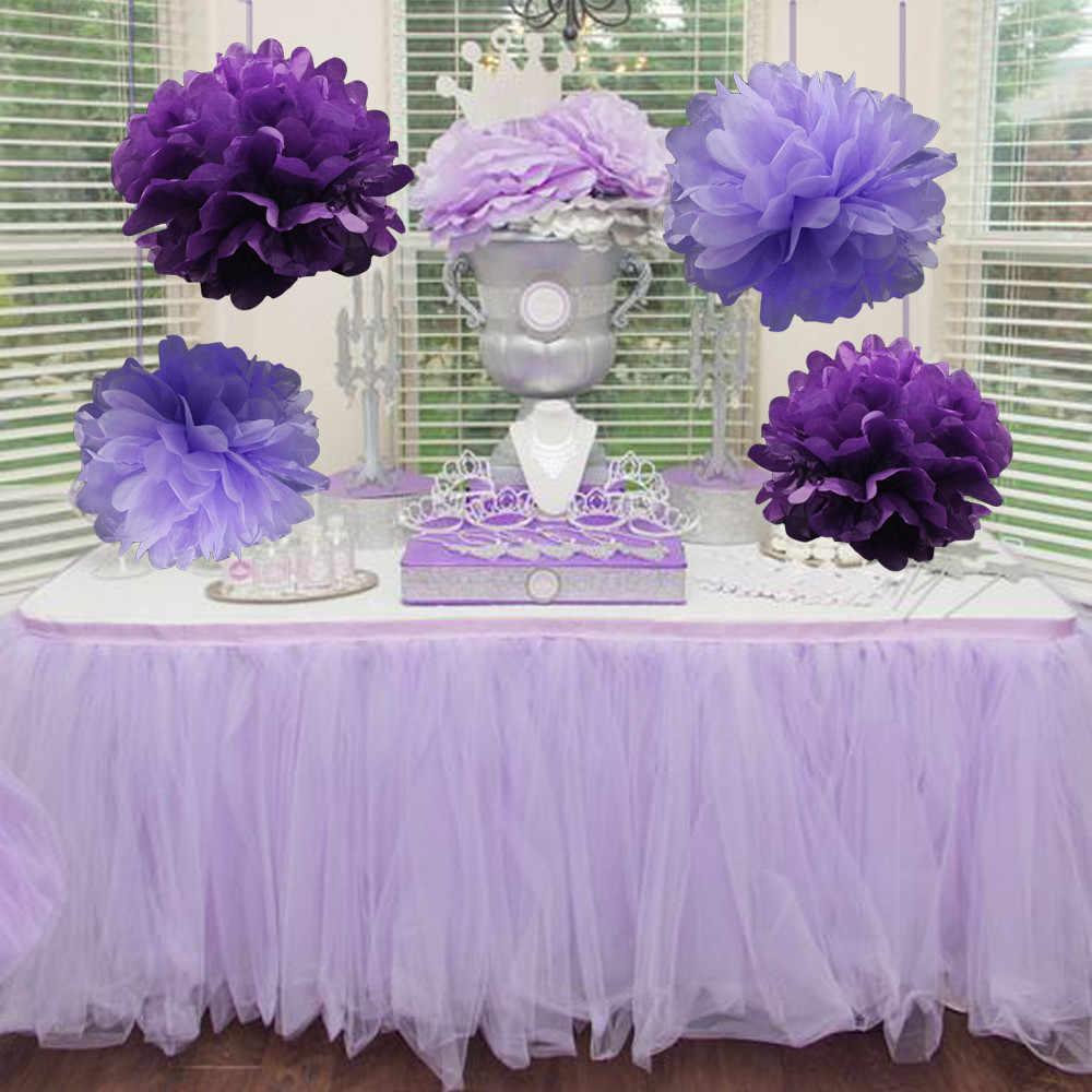29 цветов 100% полиэстер сплошной 100*80 см-пачка Таблица юбки рождественские оптовые поставки Свадебные фатиновая юбка Бесплатная доставка