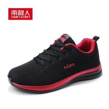 Nanjiren zapatos de hombre zapatillas de deporte Zapatos casuales cómodos Jogging zapatos de hombre zapatillas chaussure