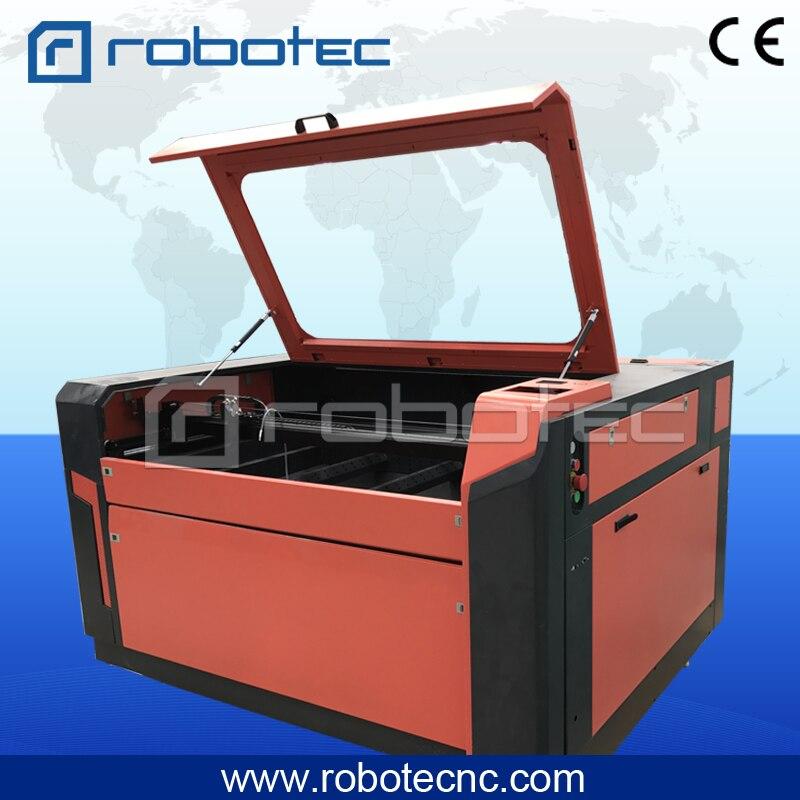 Купить с кэшбэком Robotec brand Ruida controller laser machine with RD works8.0 software 1390 laser engraving cutting machine