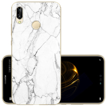 Huawei P20 Lite Case 5.84inch Huawei P20 Lite Soft Rubber TPU Silicone Back Phone Case For Huawei P20 Lite Cover Bag Cases