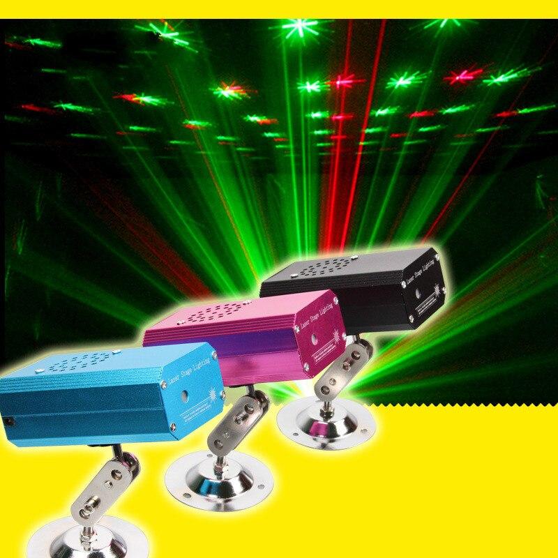 Mini Laser Mini Mantianxing lighting party lamp KTV flash custom map family of Party KTV box DISCO dance halls nightclubs