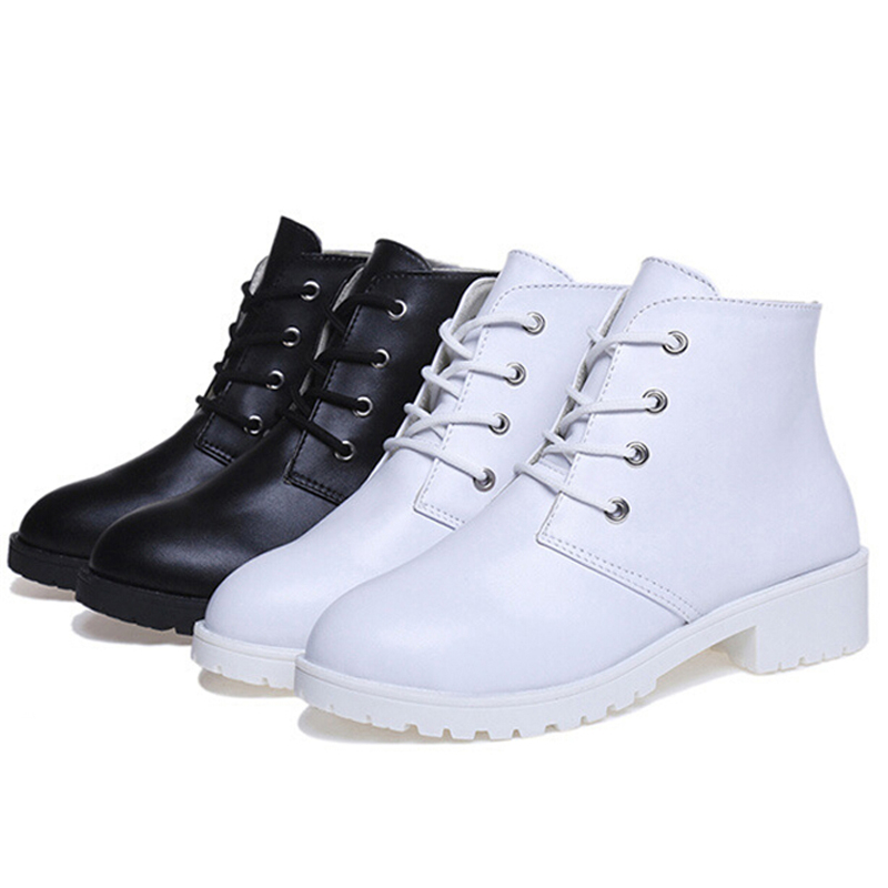 Aliexpress.com : Buy Hot ! 2015 England Style Ankle Boots Women ...