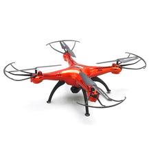 Syma x5c-1 2.4G 4CH Free Droll Model 2MP Hand Throw Hover RC Plane Light RC Aerial Quadrocopter for Kids Toy