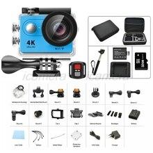 4 К оригинальный действие Камера ультра FHD удаленного WI-FI Go 1080 P 60fps SJ 4 К Kamera Pro 4000 Cam Спортивные Камера
