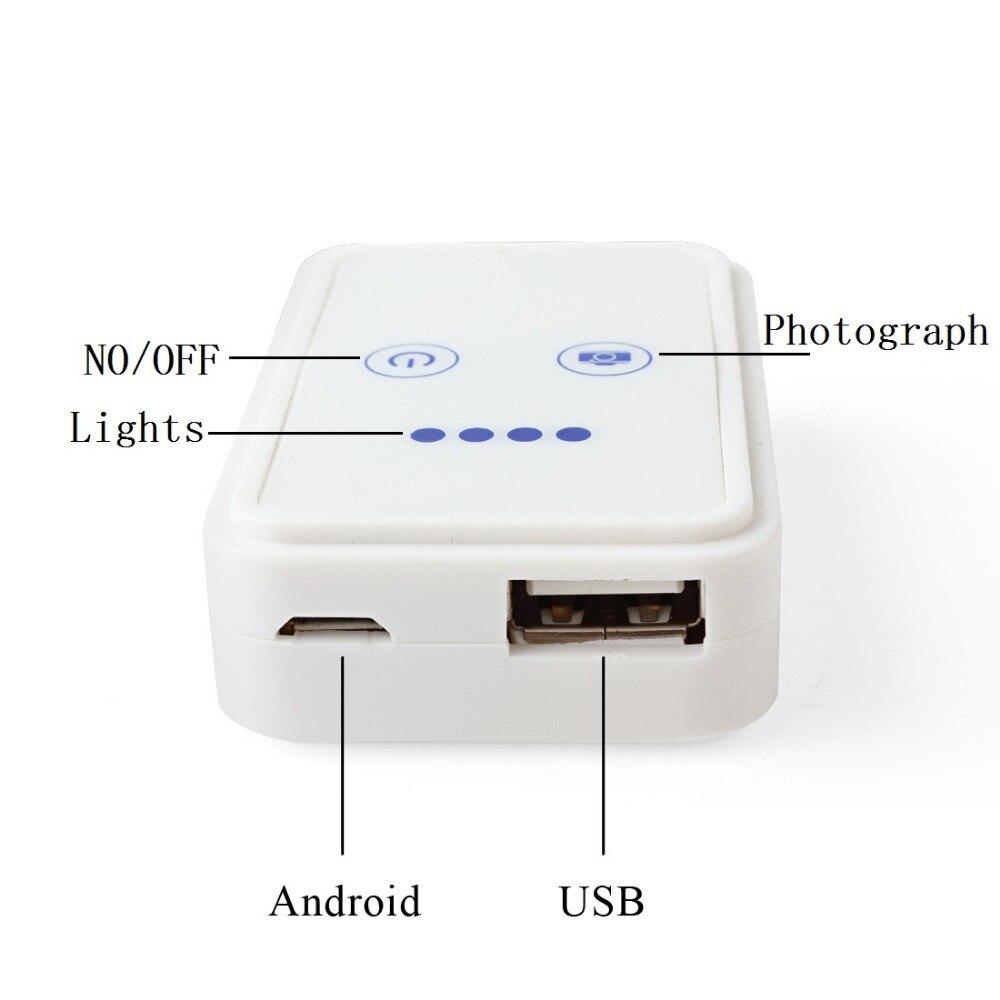 Micro USB Endoscope TOPMYS TM-HTA55-5 0.3MP USB Inspection Camera 5.5MM 6LEDs Waterproof Inspection Borescope Camera for Android phon OTGe