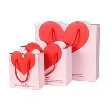 Emerra 5pcs Bread box Candy Bag Morden Solid Paperboard Birthday Party Wedding Tool  Love Gift custom Logo Free Shipping