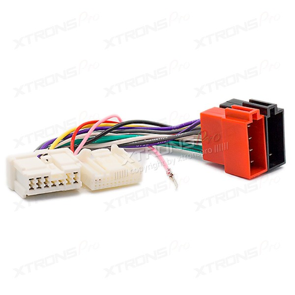 Plug and Play font b Car b font Stereo Female font b ISO b font font plug and play car stereo wiring harness gandul 45 77 79 119 plug and play stereo wiring harness at readyjetset.co