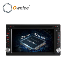 Ownice c500 android 6.0 octa 8 core 2g ram 2 din dvd del coche Monitor de Vídeo reproductor de Radio DEL GPS Navi Para universal BT 4G SIM de la Red LTE