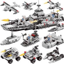 Helicopter Car Building Blocks Toy City Figures DIY Educational Bricks  Toys for Children Compatible All 957pcs my world figures toy building blocks compatible with legoed minecrafted city diy bricks toy gift for boy girl gift new