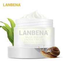 30g Snail Repair Whitening Facial Cream Day Cream Anti Wrinkle Anti Aging Acne Treatment Moisturizing Firming Skin Care цены онлайн