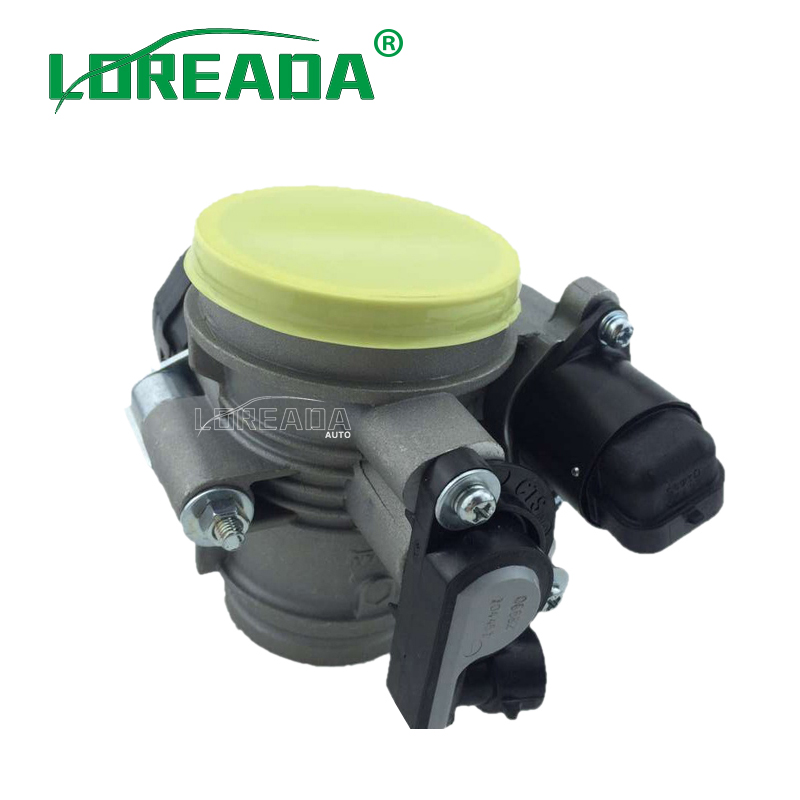LOREADA Mechanical Throttle body CF MOTOR 0800 171000 For ATV all terrain vehicle 800CC Engine INTAKE