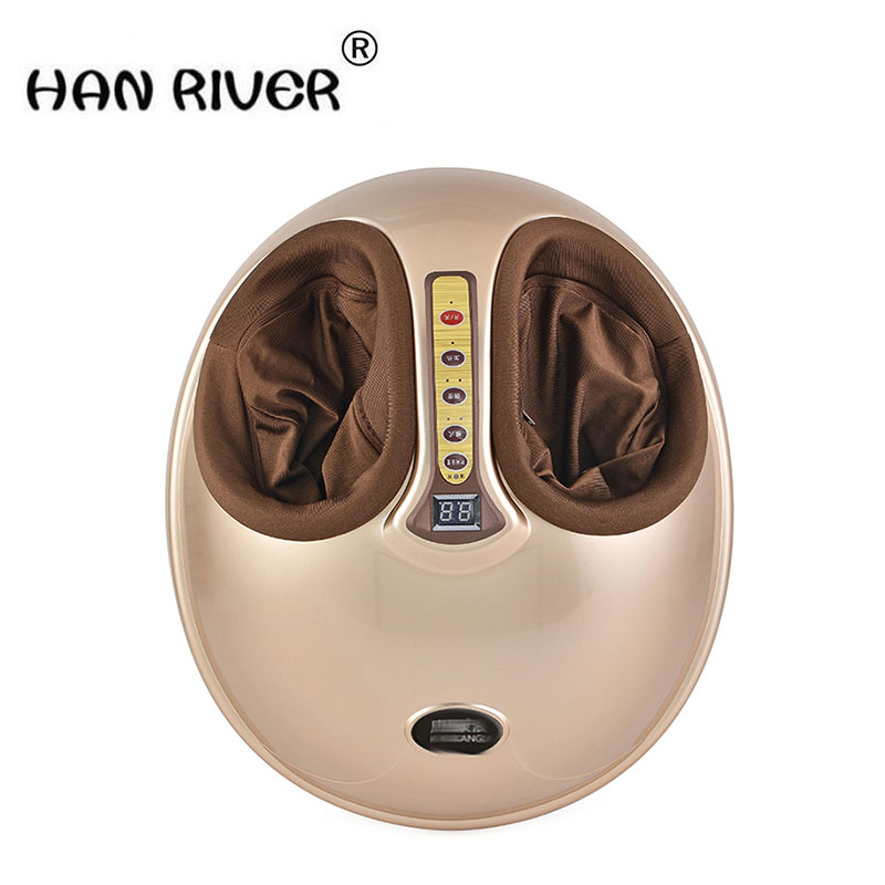 HANRIVER 220V Electric Antistress Foot Massager.cheap foot massage machine Infrared foot care.device with Heating & Therapy healthsweet 1pc hot electric foot massager foot massage machine for health care infrared with heating and therapy a317
