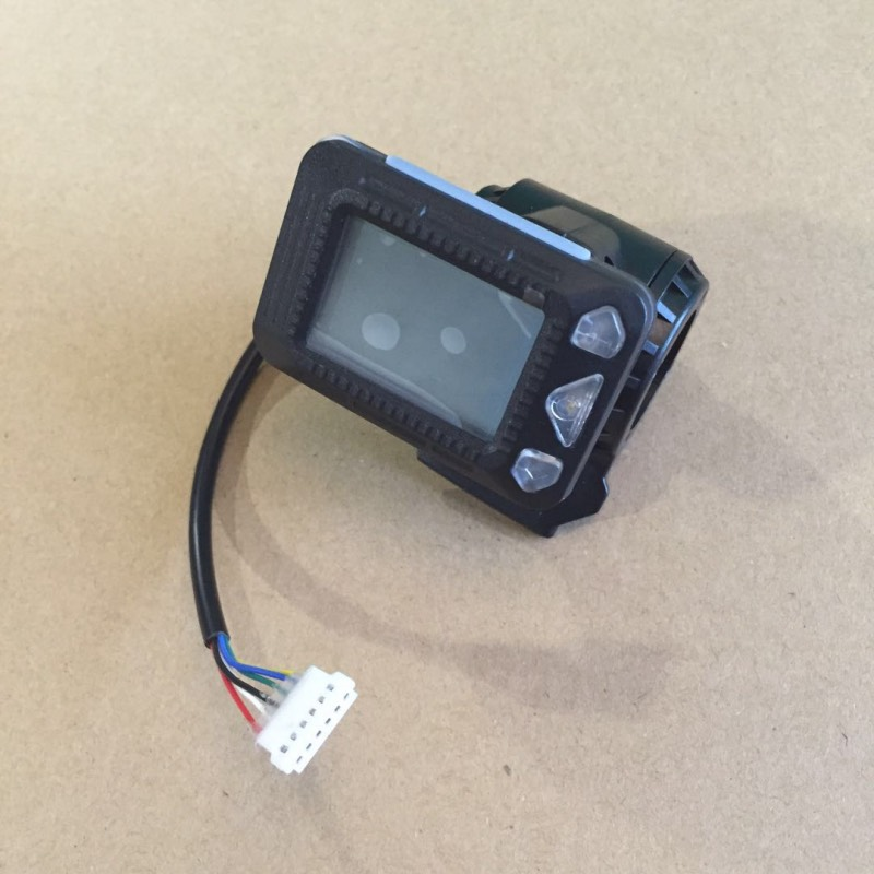 LCD Display Device for 5 5 5 Inches JACKHOT Carbon Fiber Electric Scooter Mini Folding E
