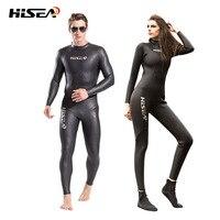 3 мм неопрена Для женщин Для мужчин подводной охоты гидрокостюм Одна деталь Плавание костюм Дайвинг серфинга Плавание гидрокостюм Плавание