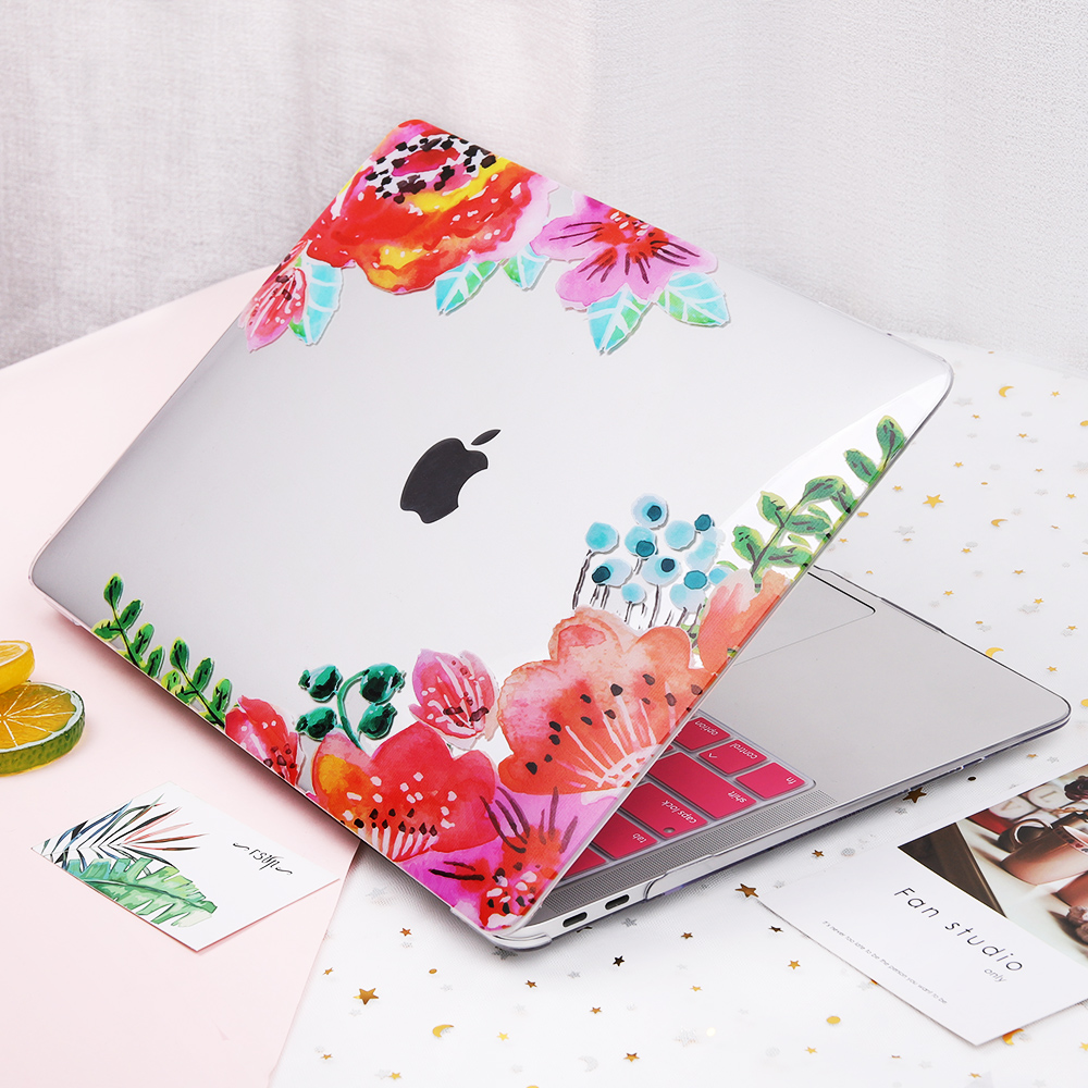 Floral Case for MacBook 134
