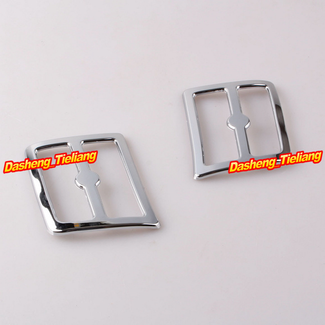 For Honda Goldwing GL1800 2001-2011 Fairing Tank Trim Decoration Bokykits Parts Accessories Chrome, Brand New
