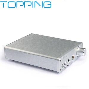 Image 3 - ใหม่ TOPPING A30 เดสก์ท็อปเครื่องขยายเสียงหูฟัง amp