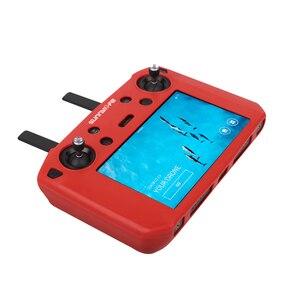 Image 2 - Mavic 2 Inteligente controle remoto com tela de capa de proteção de silicone para mavic 2 zoom pro zangão dji Transmissor Acessórios