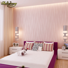 papel de parede. Modern plain pink wallpaper stripe classic pink wall paper striped non-woven wallcovering pink papel de parede classic textured feature solid wall paper plain stripe non woven home decor papel de parede 3d wallpaper roll for bedroom white