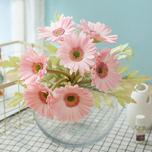 Klonca Natural Fresh PU Silk Flower 36cm 1pc/lot Artificial Fake Gerbera Gift Home Decoration