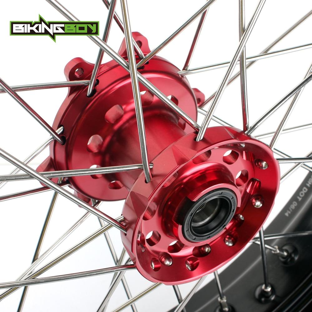 para CR 125 CR250 02 03 04 05 06 07 CRF 250 450 R X 12 2013 2014 - Accesorios y repuestos para motocicletas - foto 3