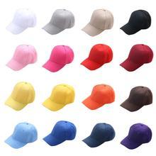 Child Unisex Cap 16 Colour Stable Baseball Cap For Summer time Vogue Boys Ladies Youngsters Hip Hop Hats Cute Snapback Cap 18Jun12