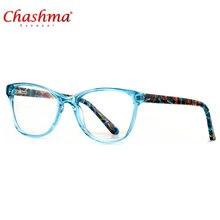 Оправа для очков chashma дизайнерские брендовые прозрачные оптические