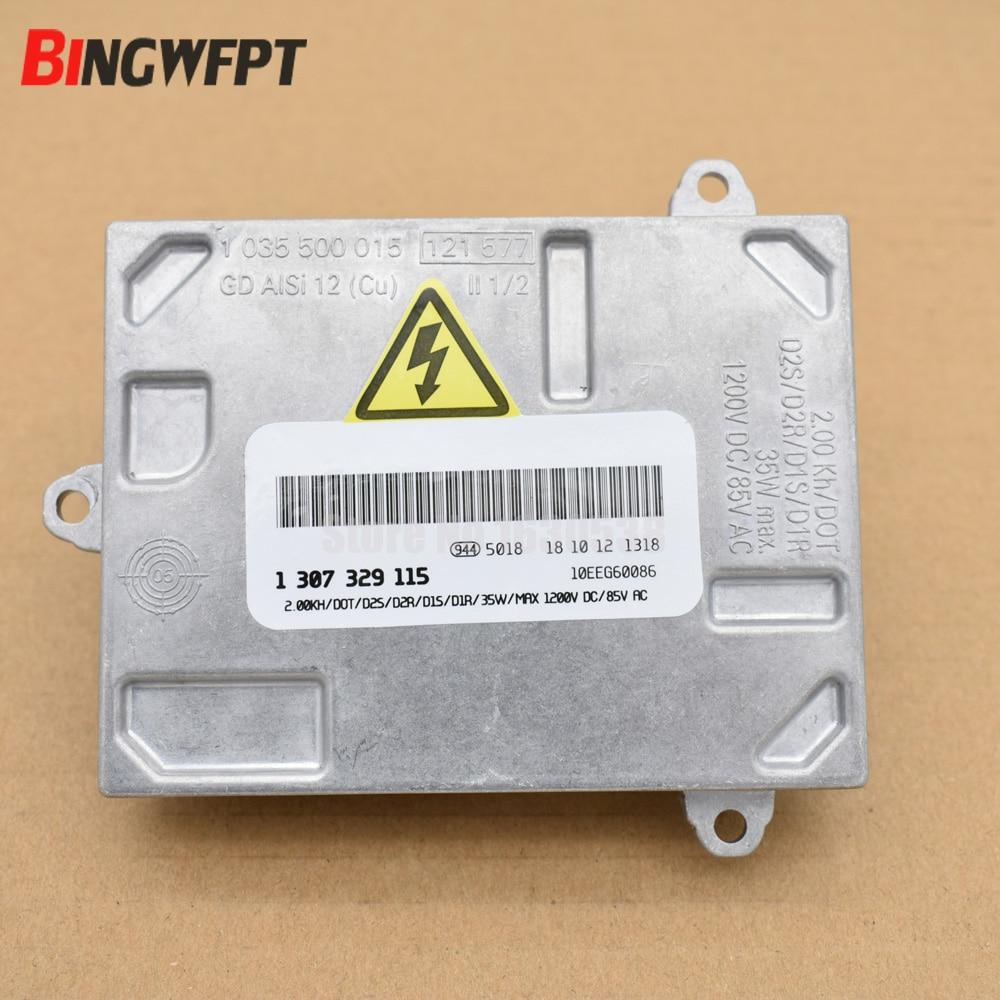 D1S D1R D2S D2R XENON BALLAST CONTROL UNIT 1307329115 For AUDI A3 A4 TT For FIAT ...