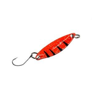Image 5 - WLDSLURE cucharas de Pesca, Señuelos de trucha, 7 unids/lote, 2g, plantilla de fundición de Metal, Señuelos de Pesca con un solo anzuelo