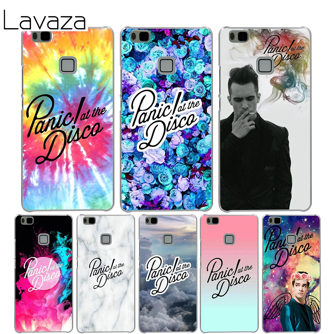 Lavaza Panic At The Disco Case for Huawei Mate 10 9 P20 P10 P9 P8 Lite Plus Pro Mini 2017 P smart cover