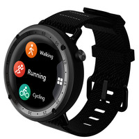 GPS Sports Smart Watch with Heart Rate Monitor Pressure Compass Running Cycling Men Women Bluetooth Smartwatch for Android IOS