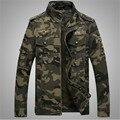 Военный Камуфляж Куртки Мужские 2016 Американская Армия Камуфляж Куртка мужчины Американские Военные Clothing Chaqueta Hombre Camuflaje