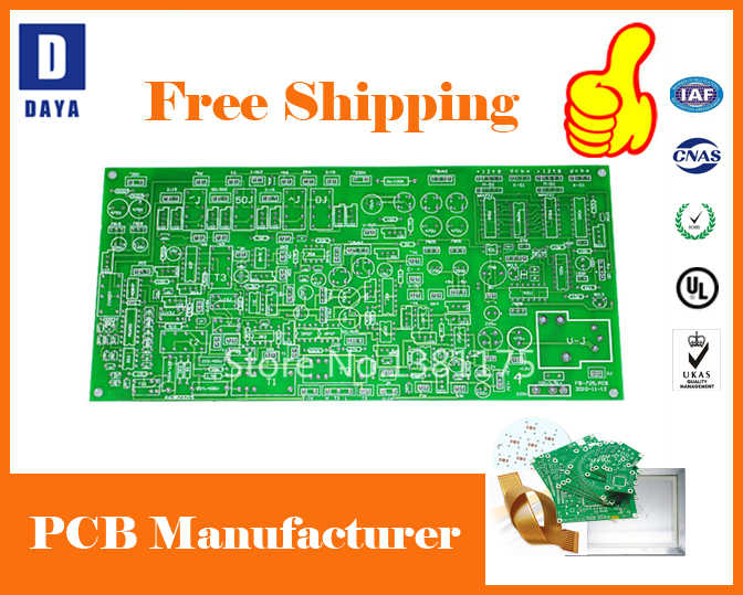 Detail Feedback Questions about Free Shipping Low Cost PCB