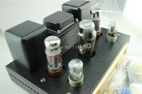 EL34B несимметричный ламповый усилитель 5Z3P выпрямитель трубка 6N9 трубки Hi Fi стерео аудио DIY EL34 + 6N9 + 5Z3P аудио DIY Kit