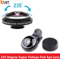 Universal Clip 3 in1 Fisheye Lens Super Wide Macro Mobile Phone Fisheye Lens For iPhone5S 6S Samsung Galaxy S6 S7edge Cell Phone