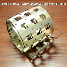 1kg 32650 lithium battery pack nickel plated 32700 assembly connection high current spot welding and plate 0.2mm thick