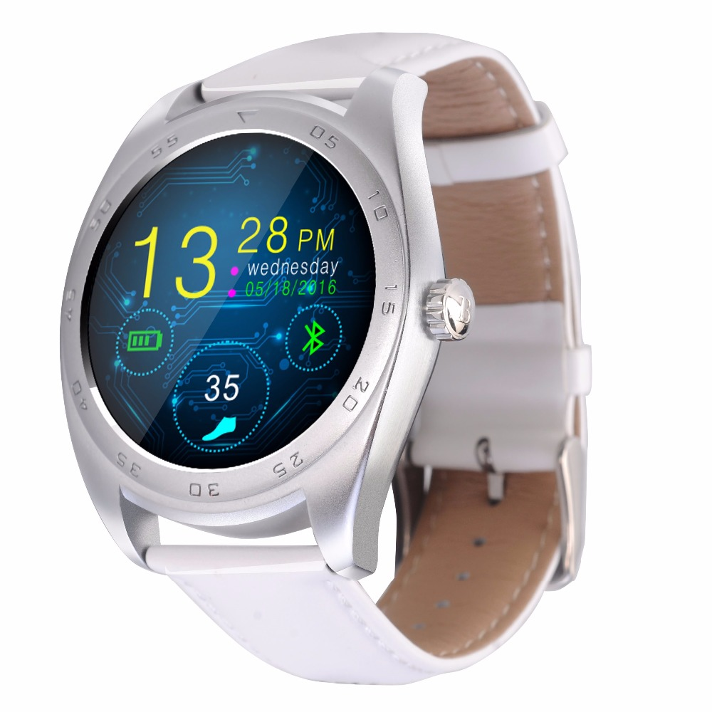 цены 2017 explosive new Smart Watch K89 with heart rate movement monitoring Bluetooth call smart watch