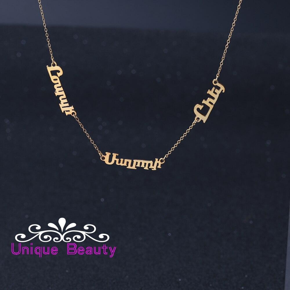 collana  infinito  argento 925 personalizzata con 3 nomi manda mail con i nomi
