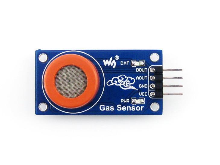 Waveshare MQ-3 Gas Sensor Module for Arduino STM32 alcohol ethanol detection MQ3